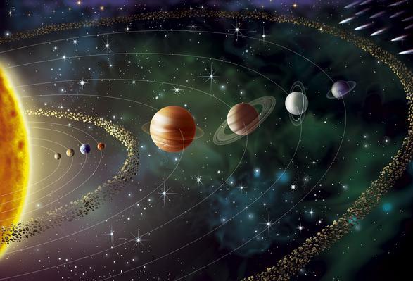 The Big Bang: Out of Chaos, Comes Order