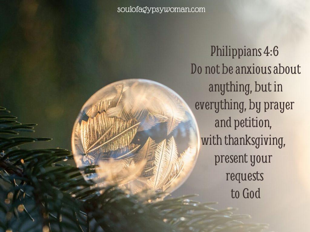 Philipians 4:6