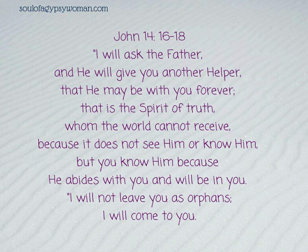 John 14:16-18